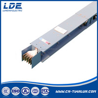 Low & mediumn Voltage Sandwich Compact copper busbar / Busbar/Busway/Bus Duct trunking System