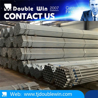 Factory Price ASTM A 106 Gr B White Hot Rolled Galvanized Water Pipe