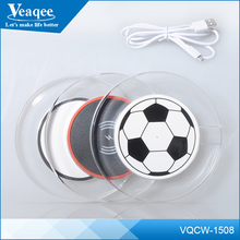 Veaqee wholesale mobile phone charger wireless charging pad for samsung