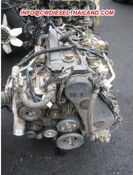 Toyota 2KD-Commuter Used Diesel Engine