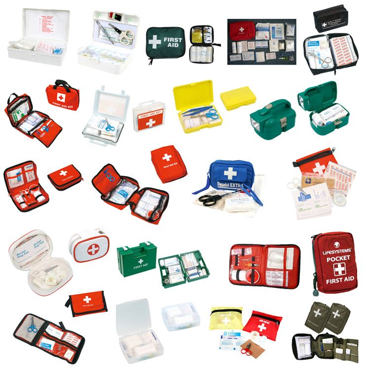 Promotional Beautiful Stylish Cool Military Medical First Aid Kit
