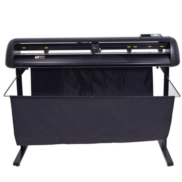 Hot&Cheap HL1200 48 inch cutter plotter USB cutting plotter flexi 10 software cutting plotter