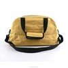 Unisex classic soft tyvek paper travel luggage bag wide strap easy carrying outdoor bag