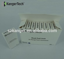 Kanger Dual Bottom Coil New Product