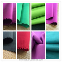 wholesale china manufacture 100% Polyester water proof dobby weave fabric for sportwear