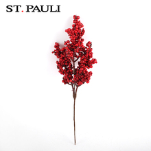 high quality christmas artificial dry fruit tree branches decorative for sale