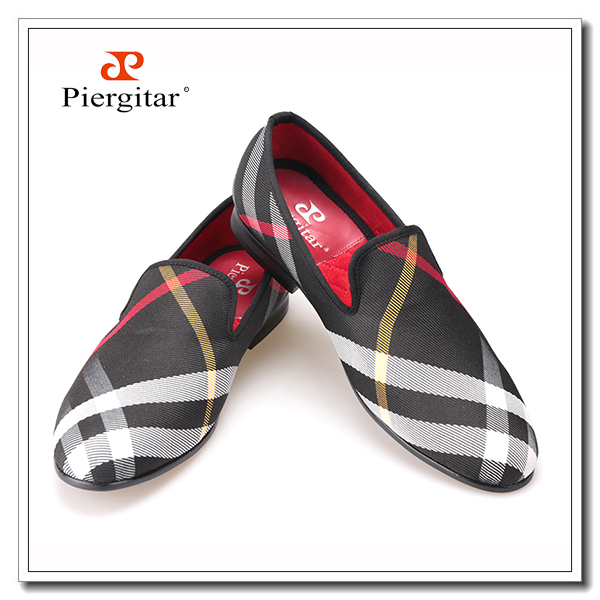men plaid dress shoes wholesaler in guangzhou
