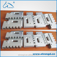 China Strongd company precision CNC machining metal rapid prototype