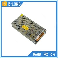 Shenzhen Elong manufacture power supply 12v 12.5a for cctv camera and massage chair
