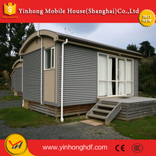 Portable Fireproof Sandwich Panel Flatpacking Shipping Container Homes For Sale