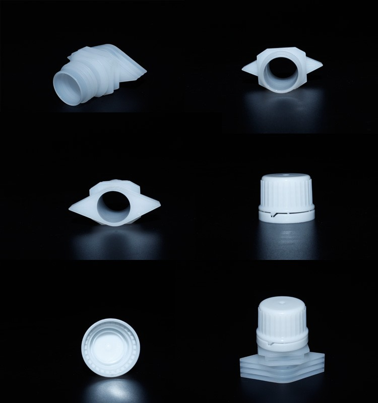 RD-029#(1) plastic spout cap with liner