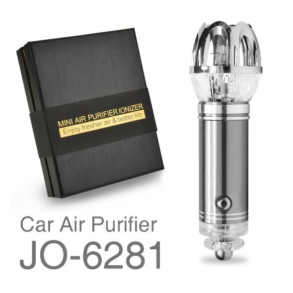 Wholesale Car Plug In Negative Ions Professional Air Purifier JO-6281