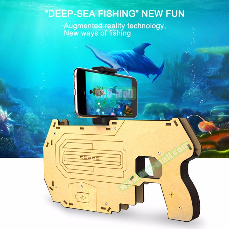 Chinese Supplier Bluetooth Augmented Reality Bluetooth Game Controller AR Gun