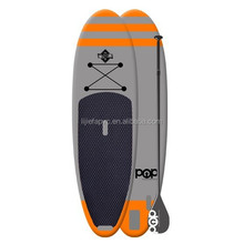 11' inflatable large surfing board with pump and oar,China inflatable SUP paddle board