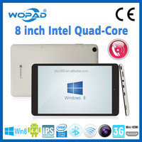 8 Inch GSM Phone Call Touch Screen Android 4.4 Win 8.1 MID Tablet PC