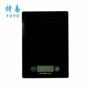 LCD Digital Electric Kitchen Weighing Scales Postal Parcel Food Weight Diet 5Kg TY-900