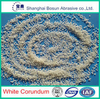 2015 AI2O3 99% White Corundum/White Fused Alumina for Abrasive and Refractory