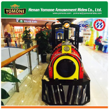 kids outdoor entertainment equipment amusement train set for theme park