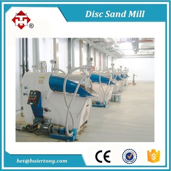 SW-50L horizontal grinding mill machine