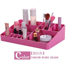 Custom Factory Price Clear Acrylic Makeup Storage Box
