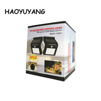2017 Hottest Item Solar Motion Sensor Light Used At Outoor And Indoor