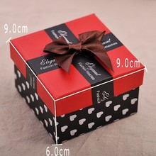 Beautiful Paper Watch box ,Watch Case Decorative Christmas Gift Boxes