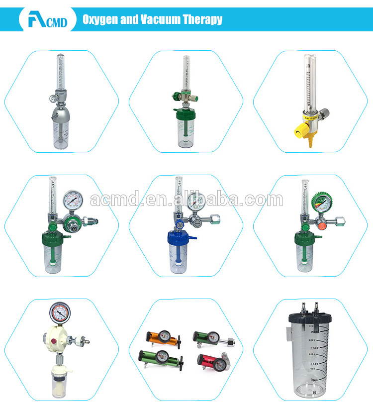 Factory Wholesale Bull Nose Oxygen Regulator