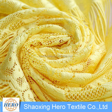 Flame wholesale french guipure lace fabric for wedding