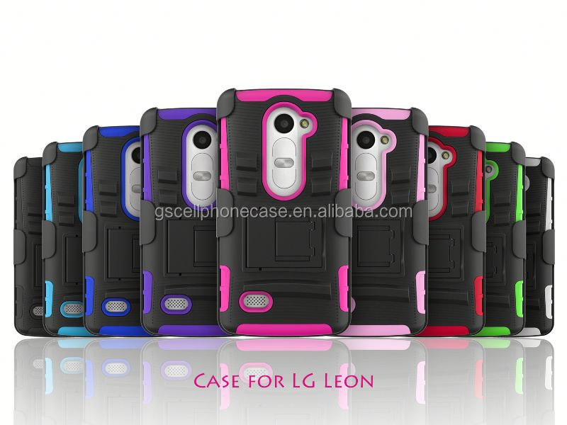 Hybrid Armor Hard Case For Samsung Galaxy Note 2 N7100