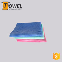 PVA material keeps cool instantly cooler towel