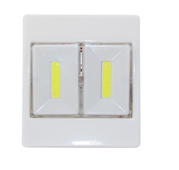 HOT SALES 2017NEW COB 2W Switch Light Night light