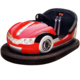 Amusement park rides dodgem electric Bumper cars for kids