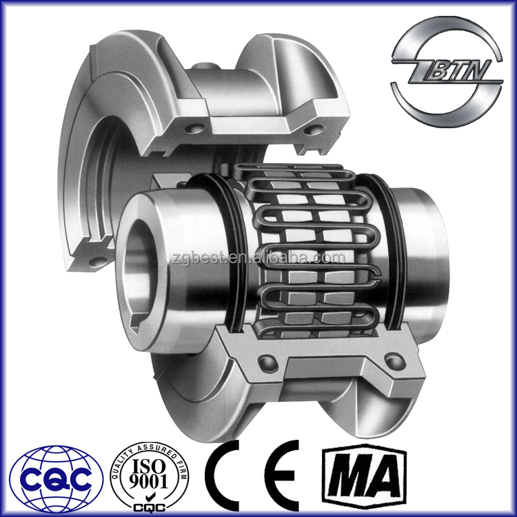 T10 basic type spring coupling,grid coupling,gear coupling