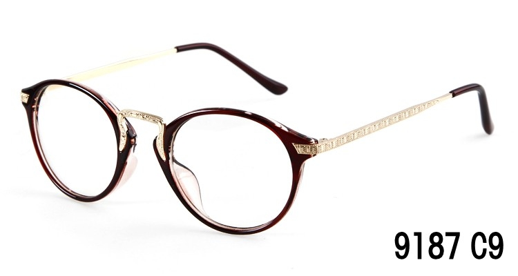 2014 hot sell fashion good TR90 materail wholesale new trend ladiesnew model optical spectacle