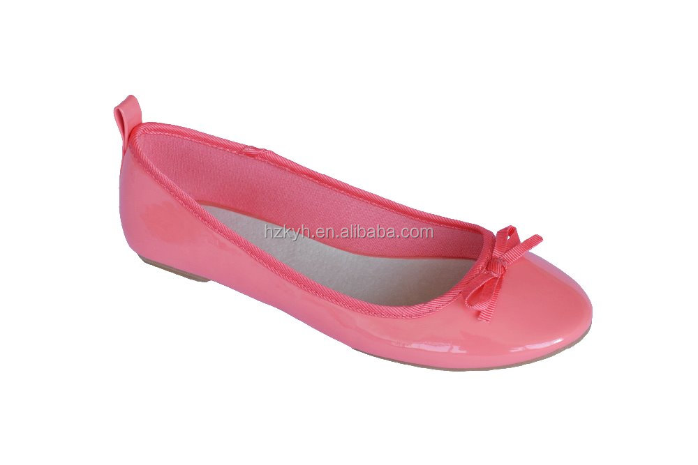 china cheap ladies beautiful flat shoes woman