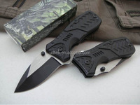 OEM Tactical Folding Knife with 440 stainless steel blade