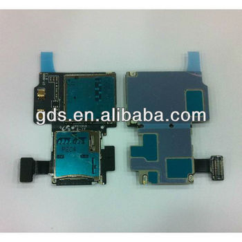 Galaxy S4 Sim Card Flex Ribbon Cable