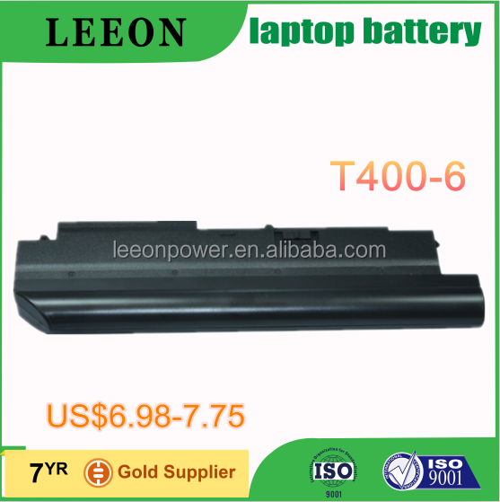 4400/5200mAh High Quality Laptop Battery Supplier For LENOVO ASM 42T5226ASM 42T5228 FRU 42T4552 FRU 42T5225 FRU 42T5227