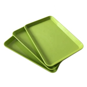 catering fruit tray plastic tableware fast food tray
