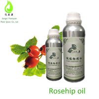 High Grade Plant Oil Skin Whitening Rose Hip Seed Oil For Skin Care