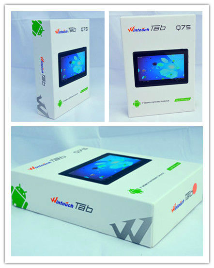 7inch multi touch android Tablet PC, Allwinner A13 Cortex A8 tablet PC cheapest Android ipad mini