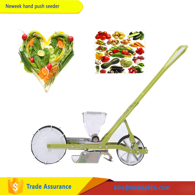 NEWEEK farm use vegetable single row onion hand sowing machine