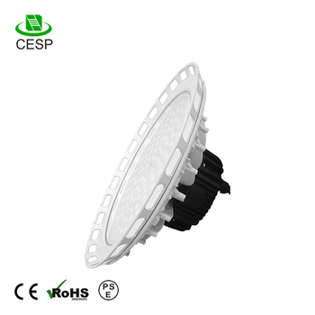 IP65 water proof 80W ufo led high bay light fixture with 120lm/w and 5 years warranty