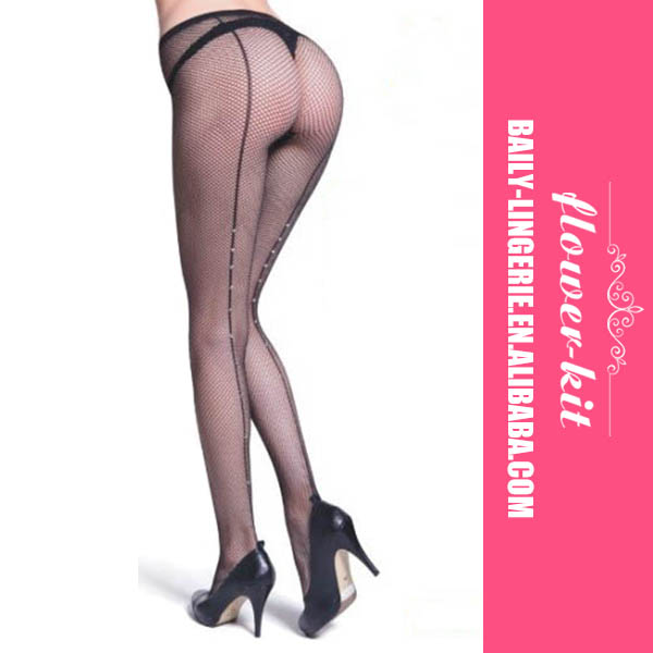 Best Selling Sexy Fishnet Bodystocking Tube Lady's Sexy Long Stocking