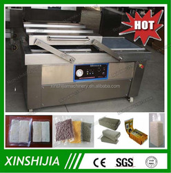 Commercial double chamber vacuum sealer (skype:xinshijia.jessica)