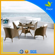 Patio sofa/Factory Manufacturer Direct Wholesale/Outdoor garden PE rattan wicker coffee side table color furniture set