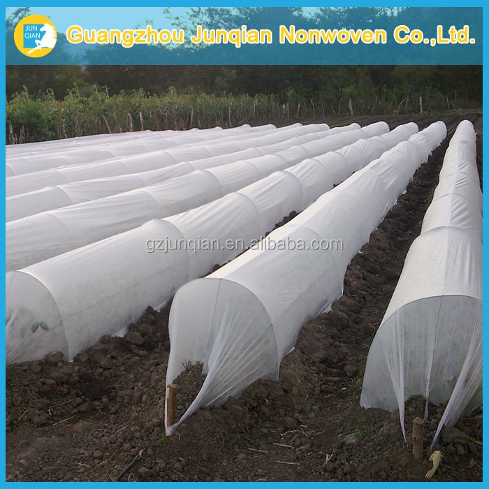 Heat Preservation Polypropylene Non Woven Fabric High Quality Agricultural Products Shade Clothing