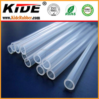 Medical Grade Silicone Tube/Flexible Food Grade Silicone Hose/Extruded Silicone Rubber Hose