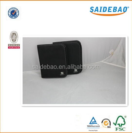Wholesale New Fashion Customized Size Men's Card wallet, Promition Genuine leather men's wallet