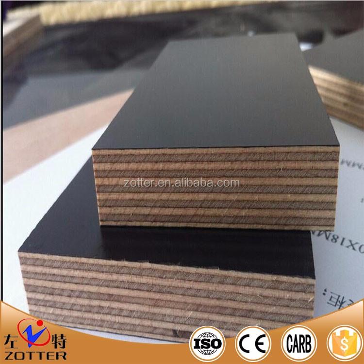 11 plis 18mm marine stratifi contreplaqu bois pour le b ton coffrage bois lamell id de - Contreplaque marine 18mm ...